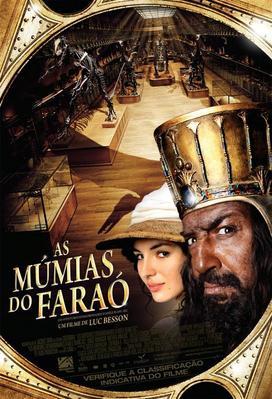 Les Aventures extraordinaires d'Adèle Blanc-Sec - Poster - Brazil