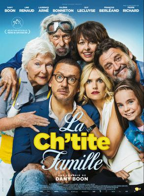 La Ch'tite Famille - Poster - Belgium