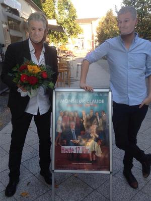 Récompense pour le 2 millionième spectateur allemand de Qu'est-ce qu'on a fait au bon Dieu ?