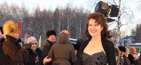 De retour de Khanty-Mansiïsk (Sibérie)
