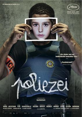 Polisse - Poster - Allemagne