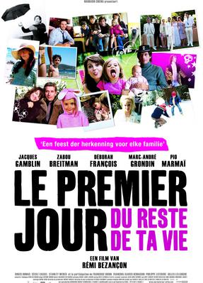 El Primer día del resto de tu vida - Poster Pays Bas
