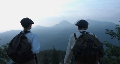 Die Höhenluft - für Alle und Keinen (L'air de la montagne pour tous et pour personne) - © Chrysopras Films