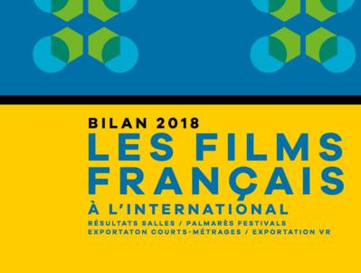 2018 Report: French films at the international box office