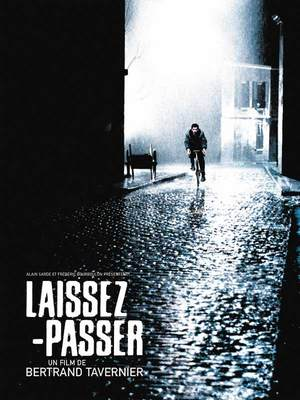Laissez-Passer - Affiche teaser