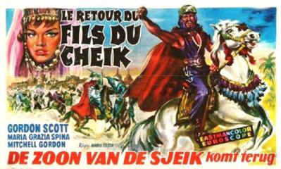 Le Retour du fils du Cheik