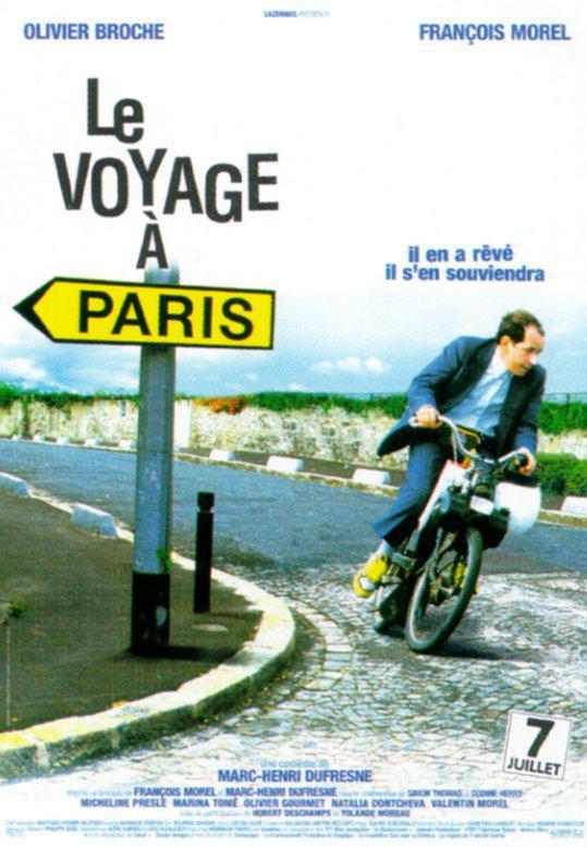 The Journey to Paris