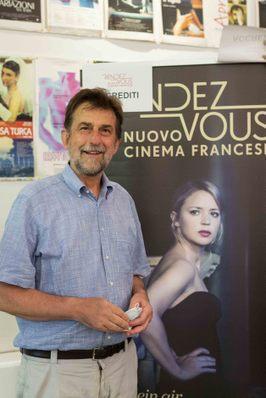 Les 10e Rendez-Vous avec le Nouveau Cinéma Français à Rome ont eu lieu en plein air - © Christian Mantuano