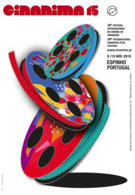 エスピンホ 国際アニメーション映画祭 (Cinanima) - 2015