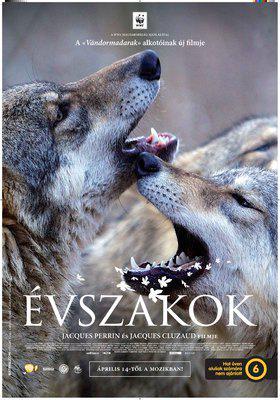 Les Saisons - Poster - Hungary