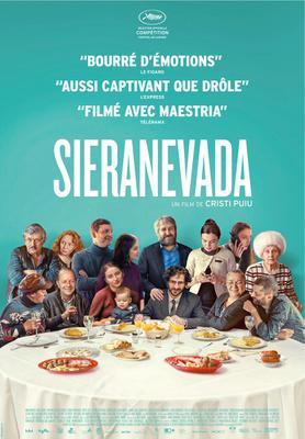 Sieranevada - Poster Switzerland