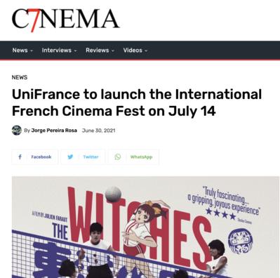 Revista de prensa internacional - Julio del 2021