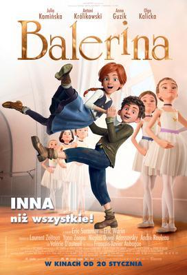 Ballerina - Poster - Poland