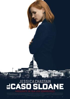 Miss Sloane - Poster - Espagne