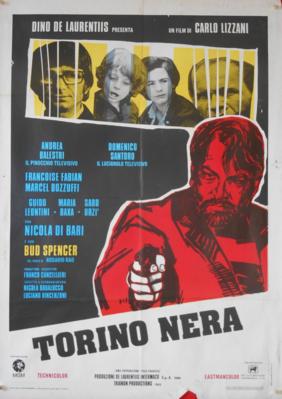 Turin negro - Poster - Italy