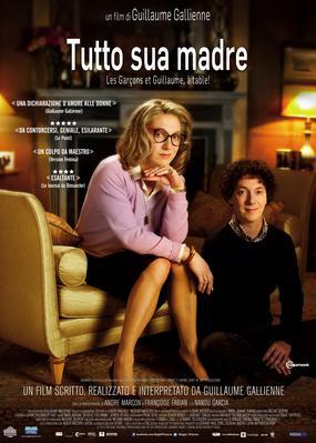 Les Garçons et Guillaume, à table ! - Poster - Italy