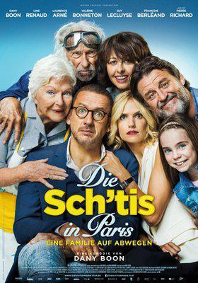 Mi familia del norte - Poster - Germany