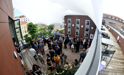 Portfolio Festival de Cannes 2018 - Terrasse UniFrance - © Veeren/BestImage/UniFrance