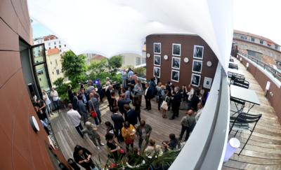 Vademécum del Festival de Cannes 2018 - Terrasse UniFrance - © Veeren/BestImage/UniFrance