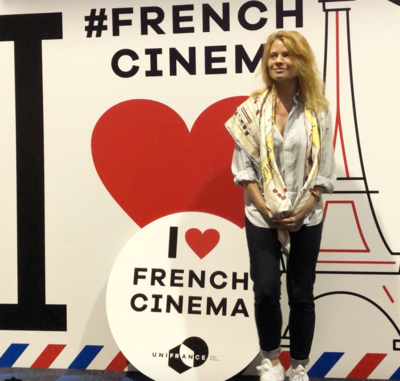 June 23: Day 3 of the Festival - Rencontre et signatures avec Mélanie Thierry