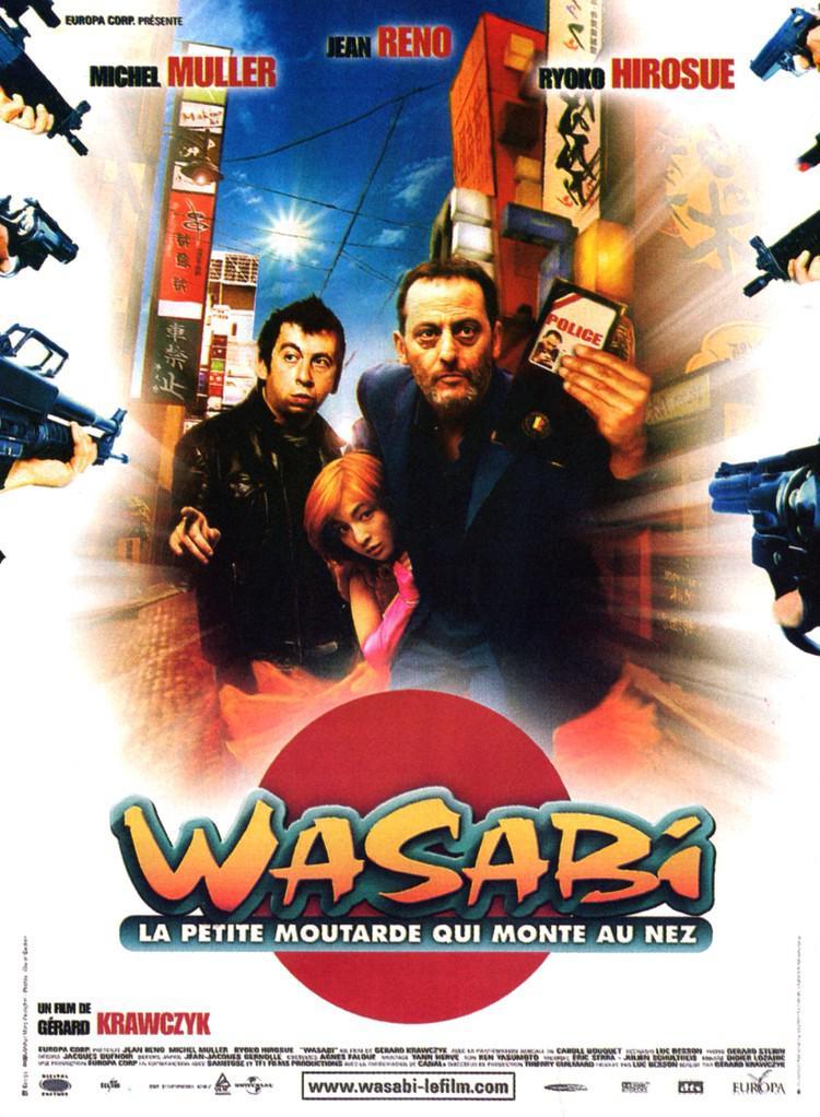 Wasabi -  el trato sucio de la Mafia