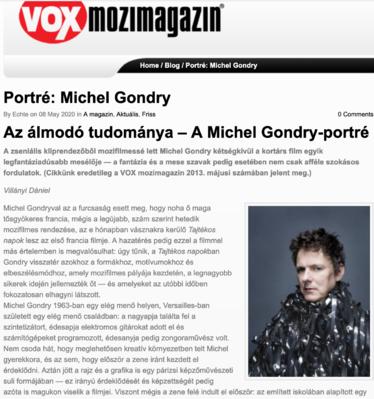 Revista de prensa – Mayo del 2020