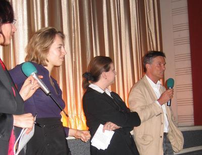 Unifrance takes French films around the world - June 2007 - Ouverture de la FilmWoche à Berlin
