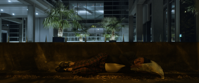 L'Homme qui voulait dormir