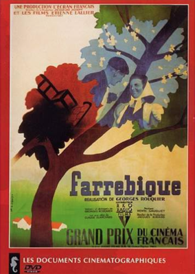 Farrebique - Jaquette DVD France