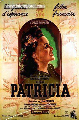 Patricia de Paul Mesnier (1942) - UniFrance
