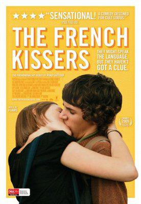 The French Kissers - Poster - UK