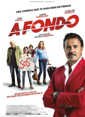 À fond - Poster - Spain