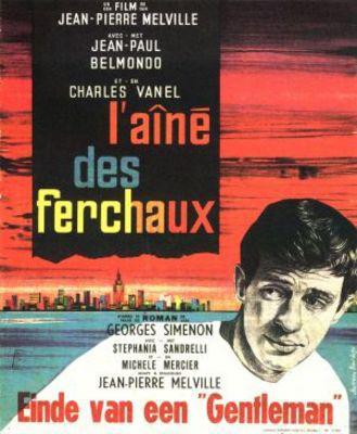 L'Aîné des Ferchaux - Poster Belgique
