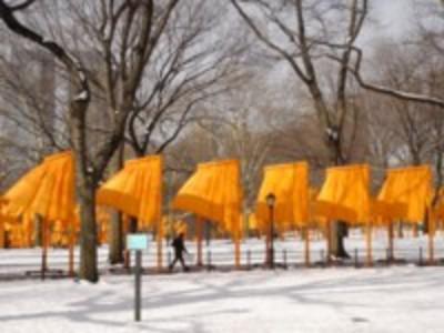 Christo et Jeanne-Claude en amérique