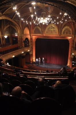 Laurent Cantet in Budapest for the 5th Francophone Film Days - Le cinéma Urania de Budapest
