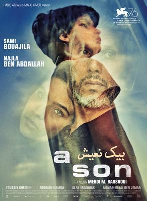 El hijo - International Poster