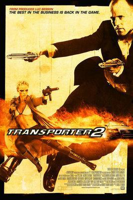 Transporteur 2 (Le) / トランスポーター2 - Poster États Unis