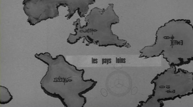 Les Pays loins