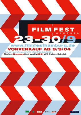 Filmfest Hamburg - Festival International de Hambourg - 2004