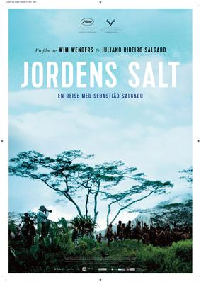 The Salt of the Earth - Poster - Norway