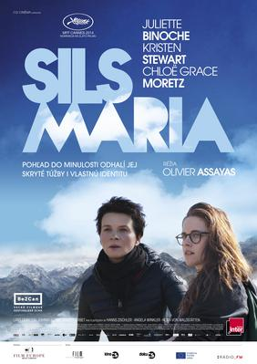 Clouds of Sils Maria - Poster - Slovakia