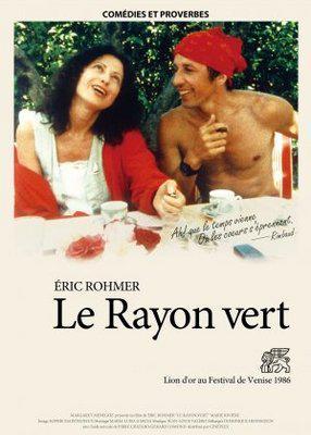 緑の光線 - Poster France