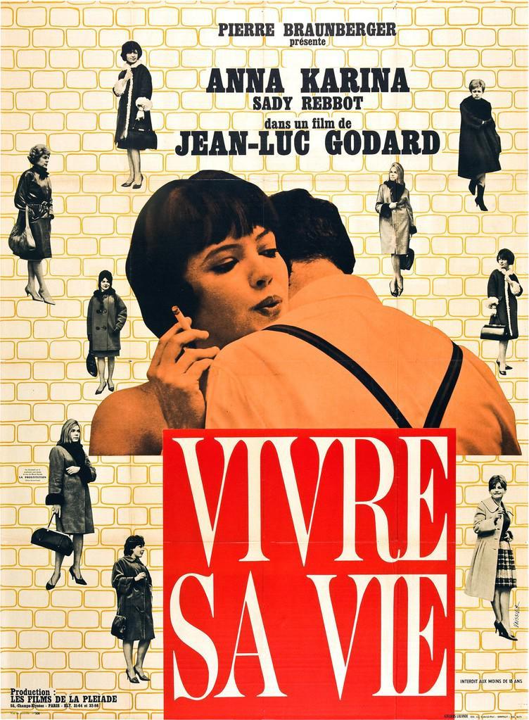 Simone Knapp - Poster France