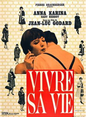 Vivre sa vie - Poster France