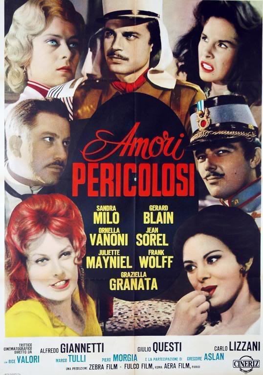 Franco Brusati - Poster - Italy