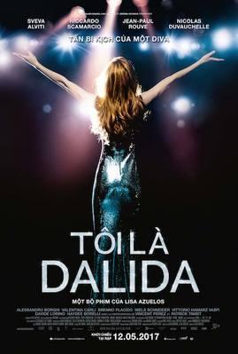Dalida - Poster- Vietnam