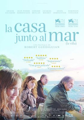 The House by the Sea - Poster - Spain