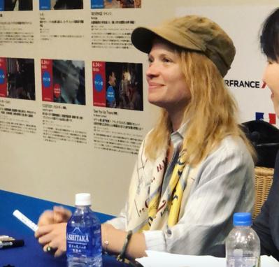 23 juin - 3e jour du Festival - Rencontre et signatures avec Mélanie Thierry