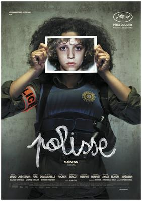 Polisse - Poster - Finlande