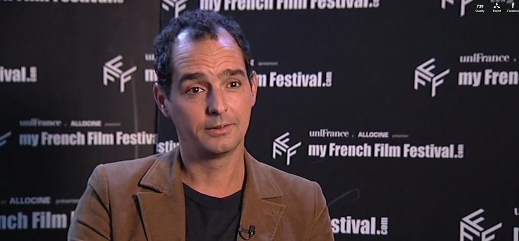 Sylvain Desclouxのインタビュー